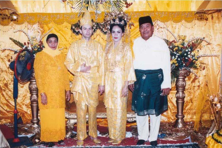 Melayu wedding